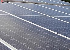 Projeto de Energia Solar realizado  pela PEON