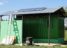 Energia solar é a alternativa para você!