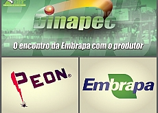 A Peon participou da Dinapec 2015, realizada na Embrapa MS.