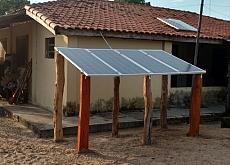 Energia solar para um freezer? É possível!