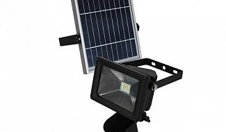Refletor  solar 800 lúmens com sensor