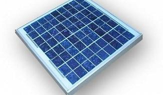 Painel solar de 10W Etiqueta Ence - Eficiência Energética E