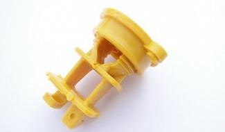 Isolador Regulável amarelo