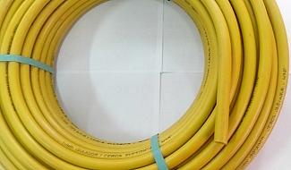 Tubo isolador 9/16 rolo 50 mt