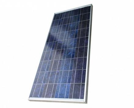 Painel solar de 150W - Etiqueta Ence - Eficiência Energética E